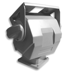 Pan-Tilt-Zoom device for AHD camera